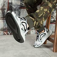 Кроссовки мужские 16123, Nike Air 720, серые ( размер 45 - 29,0см ), фото 5