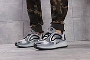 Кроссовки мужские 16124, Nike Air 720, серые ( размер 42 - 27,2см ), фото 2