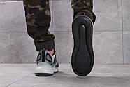 Кроссовки мужские 16124, Nike Air 720, серые ( размер 42 - 27,2см ), фото 3
