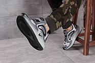 Кроссовки мужские 16124, Nike Air 720, серые ( размер 42 - 27,2см ), фото 5