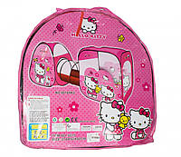 Детская палатка-тоннель Hello Kitty 8015