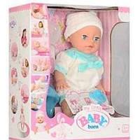 Пупс Baby Born с аксессуарами и одеждой YL1712N-S
