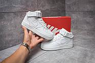 Кроссовки женские 14373, Nike  Air Force 07, белые ( размер 40 - 25,5см ), фото 2