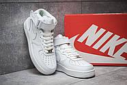 Кроссовки женские 14373, Nike  Air Force 07, белые ( размер 40 - 25,5см ), фото 3