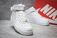 Кроссовки женские 14373, Nike  Air Force 07, белые ( размер 40 - 25,5см ), фото 5