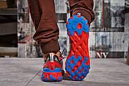 Кроссовки мужские 15392, Nike React, красные ( размер 42 - 27,0см ), фото 3