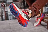 Кроссовки мужские 15392, Nike React, красные ( размер 42 - 27,0см ), фото 5