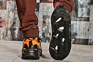 Кроссовки мужские 15523, Adidas Yeezy 700, оранжевые ( размер 43 - 28,0см ), фото 3