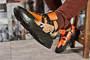 Кроссовки мужские 15523, Adidas Yeezy 700, оранжевые ( размер 43 - 28,0см ), фото 5