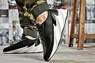 Кроссовки мужские 15602, Adidas Sharks, черные ( размер 44 - 28,0см ), фото 4