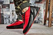 Кроссовки мужские 15603, Adidas Sharks, красные ( размер 42 - 27,0см ), фото 4
