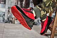 Кроссовки мужские 15603, Adidas Sharks, красные ( размер 42 - 27,0см ), фото 5