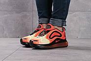 Кроссовки женские 16132, Nike Air 720, оранжевые ( размер 36 - 23,0см ), фото 2