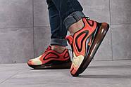 Кроссовки женские 16132, Nike Air 720, оранжевые ( размер 36 - 23,0см ), фото 4