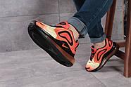 Кроссовки женские 16132, Nike Air 720, оранжевые ( размер 36 - 23,0см ), фото 5