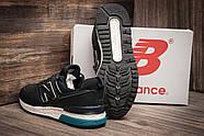 Кроссовки мужские 11251, New Balance 574, темно-синие ( размер 45 - 29,2см ), фото 4
