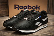 Кроссовки мужские 11282, Reebok Classic, черные ( размер 45 - 28,5см ), фото 2