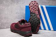 Кроссовки мужские 13895, Adidas Climacool 295, бордовые ( размер 44 - 27,5см ), фото 4