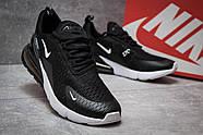 Кроссовки мужские 14532, Nike Air 270, черные ( размер 42 - 26,0см ), фото 5