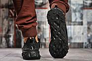 Кроссовки мужские 15391, Nike React, черные ( размер 43 - 28,0см ), фото 3