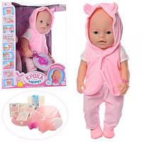 Пупс кукла Baby Born 8020-458-S-RU Маленькая Ляля