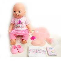 Пупс кукла Baby Born 8020-457 Маленькая Ляля