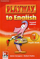 Playway to English 1. Pupil's Book. Second Edition