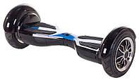 Гироборд Smart Balance U8 HoverBot 10 дюймов LED Black-blue (черный с синим), фото 1