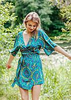 Домашнее платье KEY LHD-905 A20, вискоза, Польша, фото 1