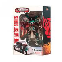 Детский трансформер 8824 робот+машинка 30см