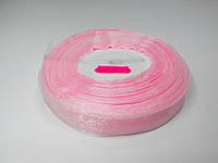 Органза 15 мм, нежно-розовый