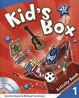 Kid's Box 1. Activity Book (+ CD-ROM)