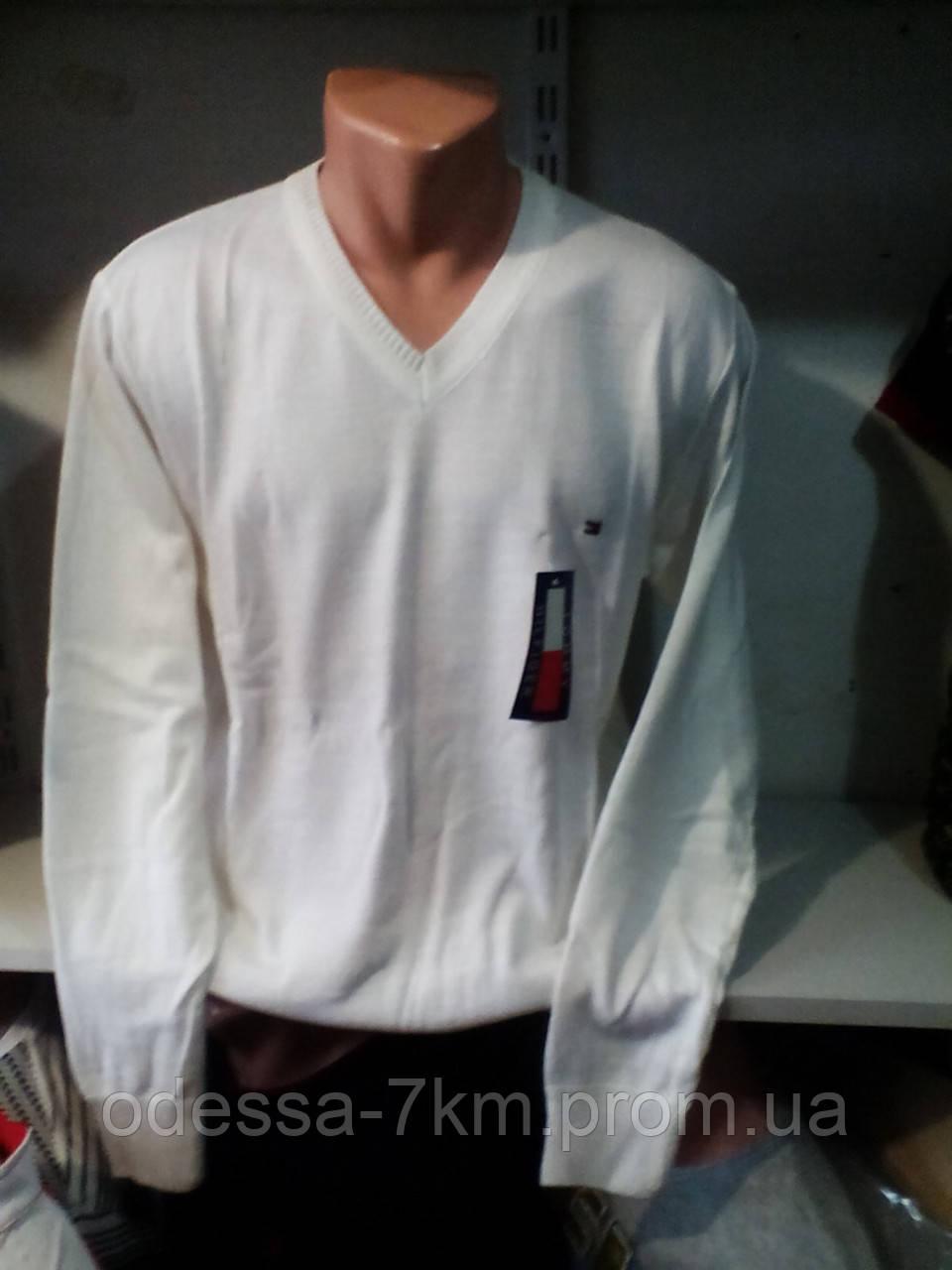 565460d1f2ec5 Мужской молодежный белый свитер 46-48 рр: продажа, цена в Одессе ...