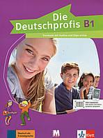 Die Deutschprofis В1. Kursbuch. Підручник