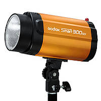 Студийный свет моноблок вспышка Godox Smart 300SDI