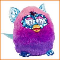 Интерективная игрушка Furby Boom Crystal (Pink/Purple) Фёрби Кристальная Серия Розово-Фиолетовый Англ.язык
