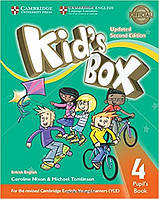 Kid's Box. Level 4. Pupil's Book British English