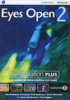 Eyes Open. Level 2. Presentation Plus DVD-ROM