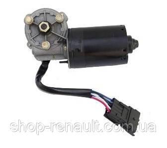 Мотор склоочисника (механізму двірників) Logan, Sandero, MCV QSP-M