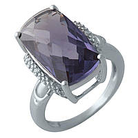 Серебряное кольцо  с олександритом