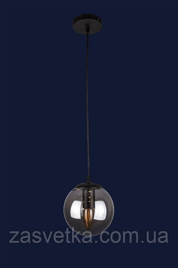 Люстра подвес шар 756PR150F-1 BK+BK