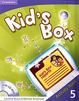 Kid's Box Level 5 Activity Book (+CD)