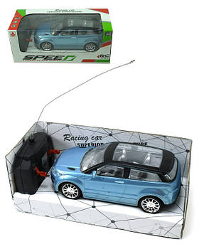 Машина р/у 899-5A пластик, батар., в короб. 24х11х11см