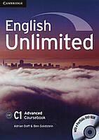 English Unlimited Advanced Coursebook (With e-Portfolio DVD-Rom)