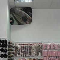 Прямоугольное выпуклое зеркало К 600х800