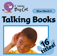 Big Cat 4 Talking Books. Audio CD