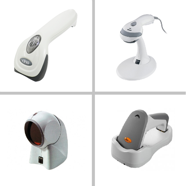 Сканеры штрихкода