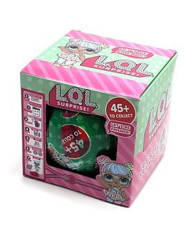 Кукла типа L SCA08-1 шар, в короб. 10х10х10см