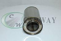 Вставка вместо катализатора в коллектор 100/145 (диаметр/высота) (сварной) нержавейка