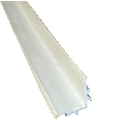 Aquaviva L-образный профиль для переливной решетки AquaViva Classik и Grift 2м х 25 мм
